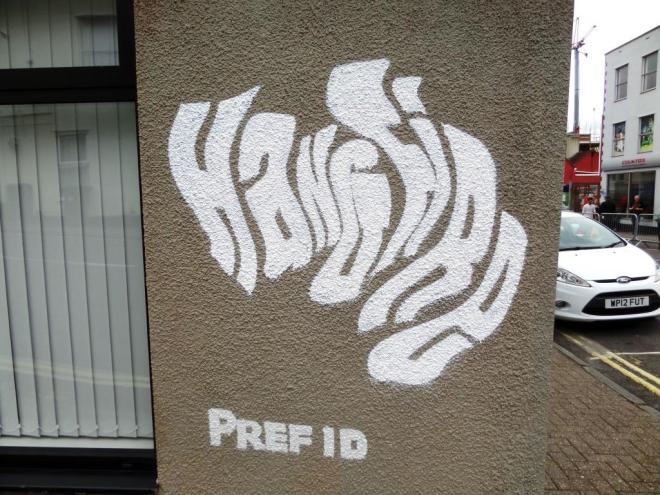 Pref ID, Upfest, Bristol, July 2017