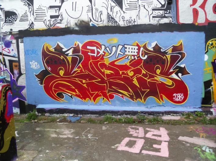 Elvs, Dean Lane, Bristol, October 2016