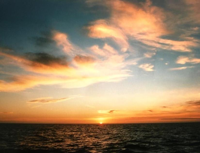 South Atlantic Sunrise, 1988
