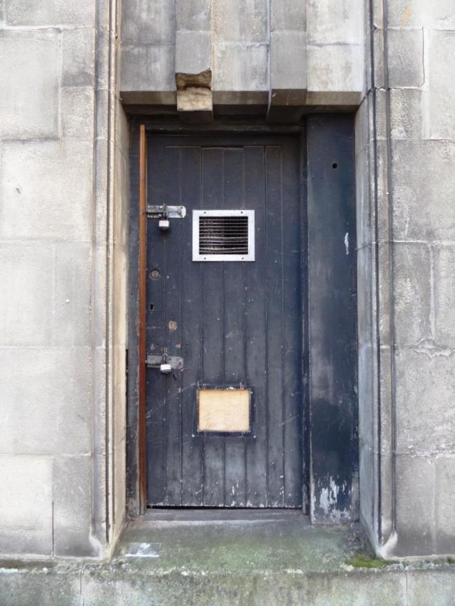 Door, St George's Road, Bristol