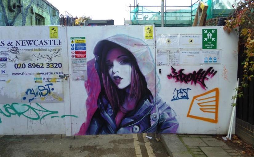 1143. Camden Town,London