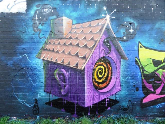 3Dom, Dean Lane, Bristol, October 2017