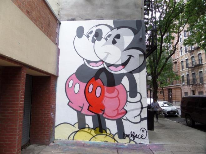 Jerkface, Mott Street, New York, October 2017