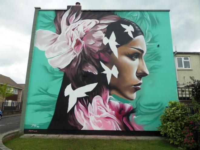 Jody, Upfest, Bristol, July 2017