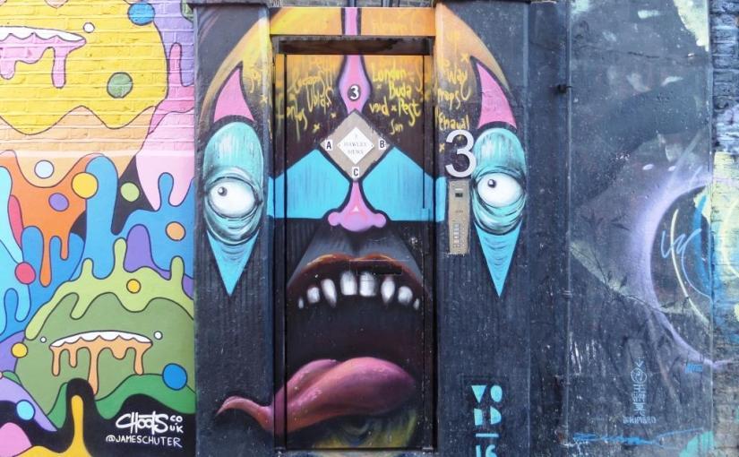 3 Hawley Mews, Camden Town, London, Thursday Doors