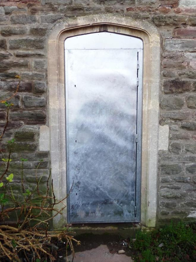 Door, St Michael on the Mount Without, Bristol