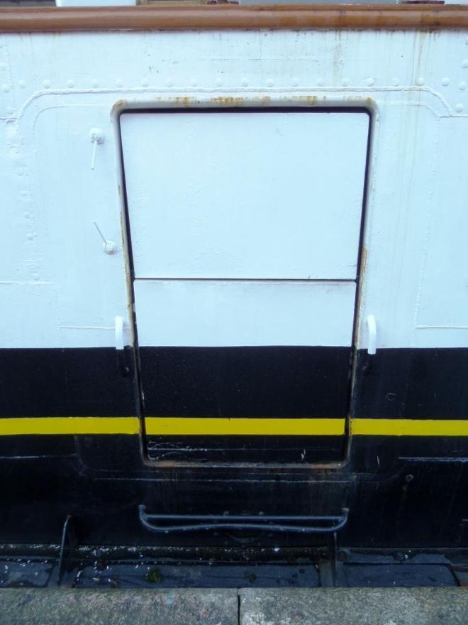 Door, MV Balmoral, Bristol