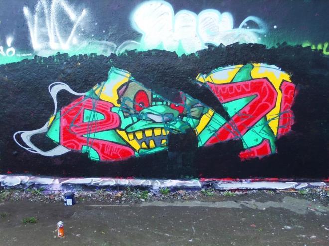 Ugar, Dean Lane, Bristol, November 2017