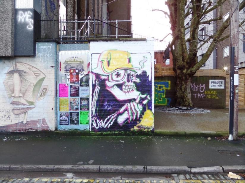 Laic217, Wilder Street, Bristol, December 2017