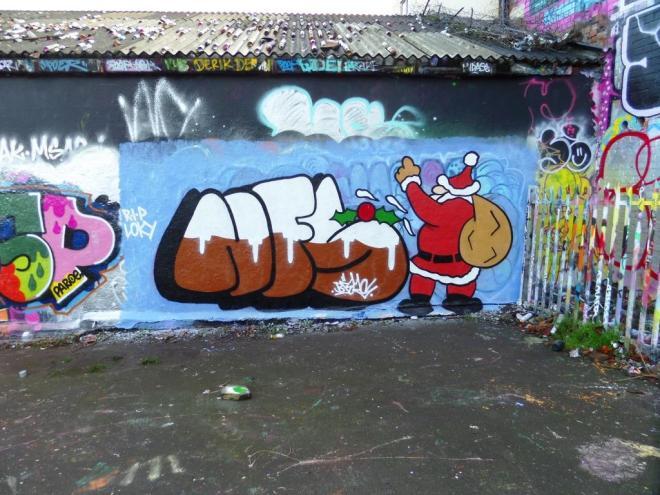Biers, Dean Lane, Bristol, December 2017