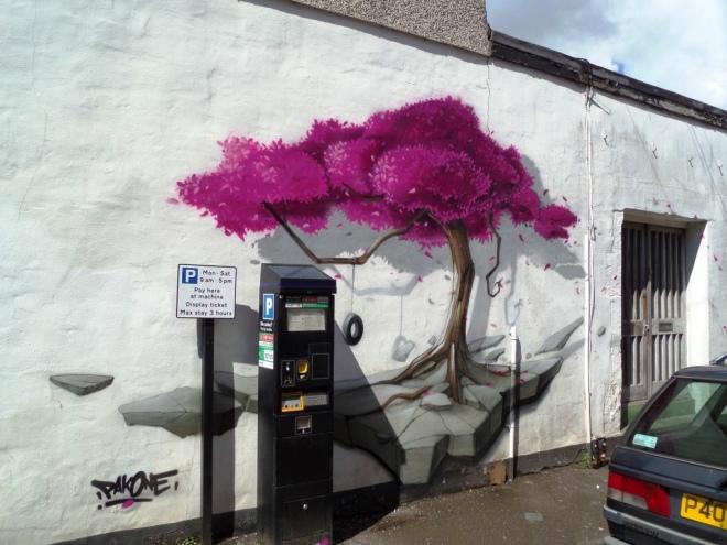 PakOne, Upfest, Bristol, July 2017