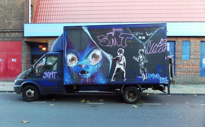 1269. Camden Town van(1)