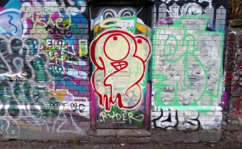 Door, Moon Street, Ryder