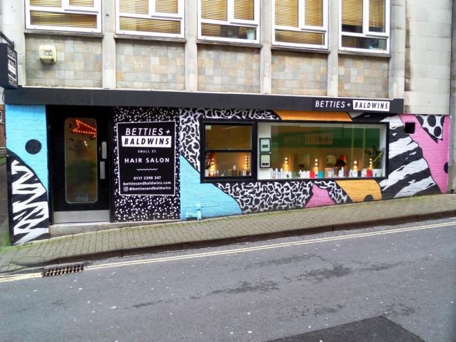 Mr Penfold, Small Street, Bristol, January 2018