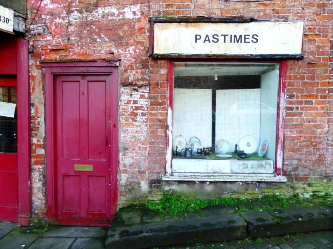 Door, Pastimes, Lower Park Row, Bristol