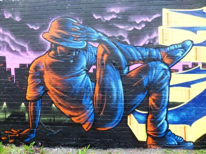 Ulow, Dean Lane skate park, Bristol, July 2016