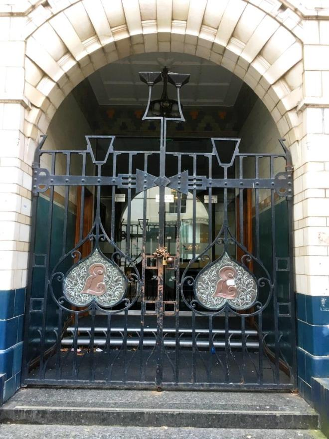 Edward Everard building, Broad Street, Bristol