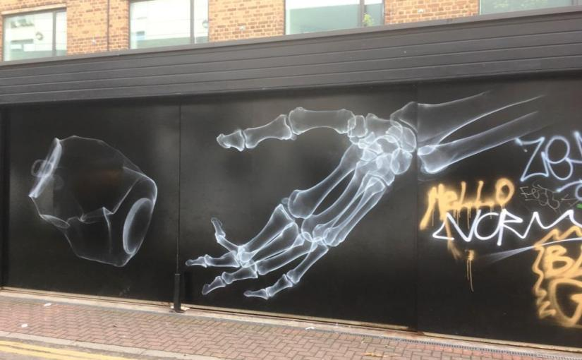 Shok1, Shoreditch, London, February 2018