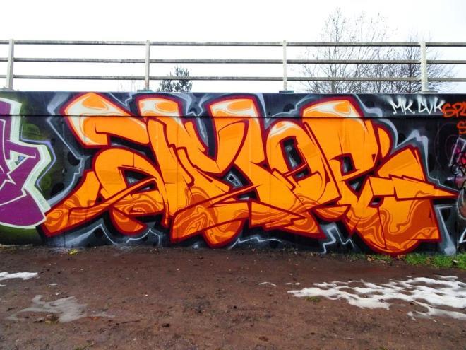 Amoe, M32, Bristol, March 2018