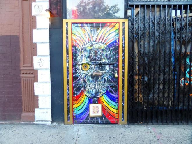 Door, 161 Essex Street, New York
