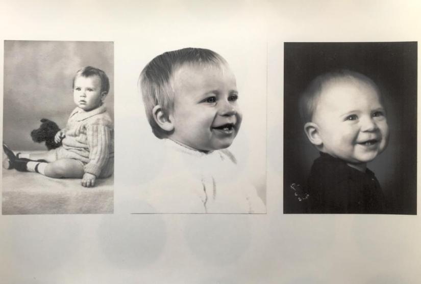 Three generations, Haiku, Gledders