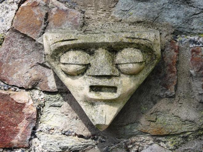 Guerilla artwork, Bob Ballard, Bristol, Thursday Doors