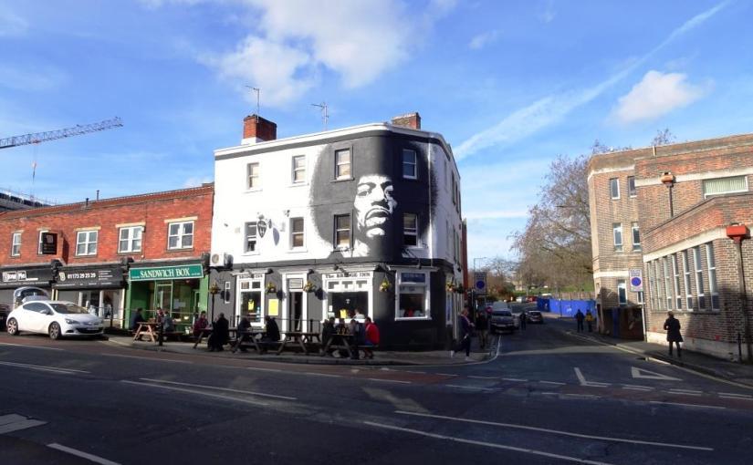 David Blatch, The Bridge Inn, Bristol, February 2018
