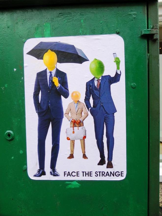Face the Strange, Upfest, Bristol, July 2017
