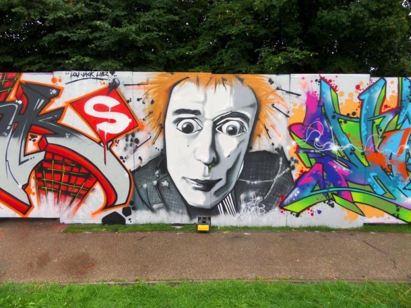 Turoe (Turo), Upfest, Bristol, July 2017