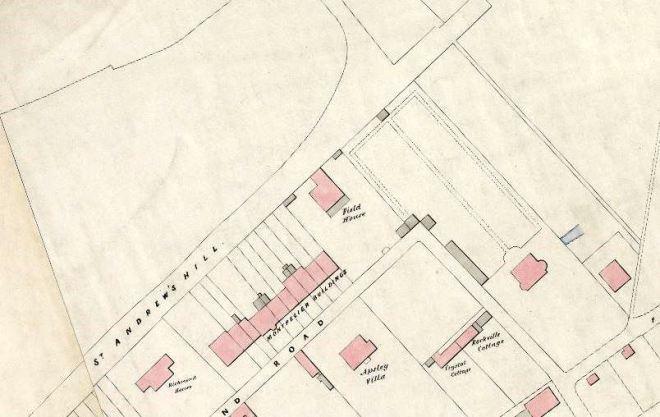 Field House, Montpelier, 1855