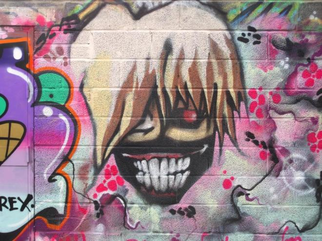 Ryder and 2Keen, Moon Street, Bristol, May 2016