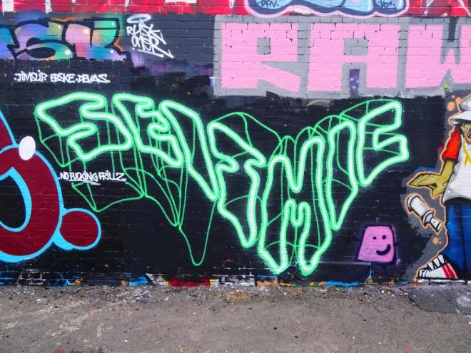 Jee See, Dean Lane, Bristol, July 2018