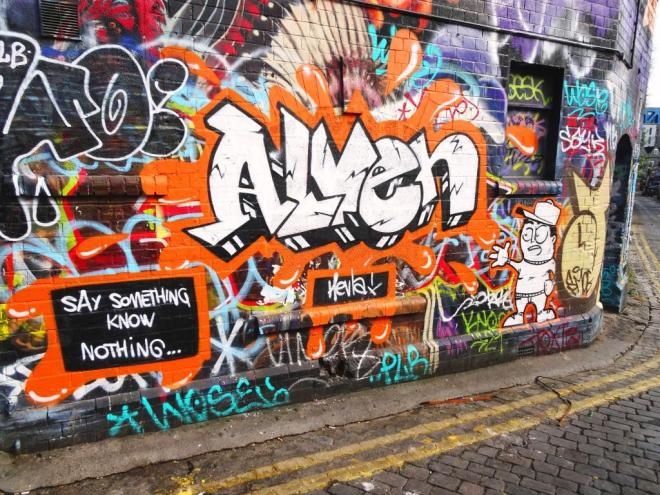 Nevla, Moon Street, Bristol, July 2018