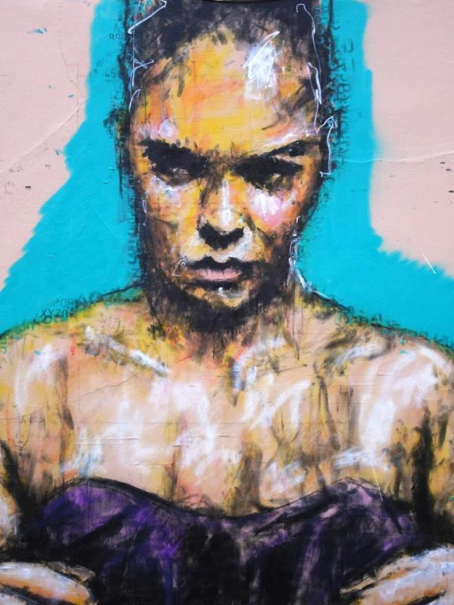 Guy Denning, Upfest, Bristol, July 2018