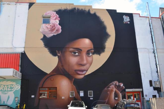 Rosk and Lost, Upfest, Bristol, July 2018