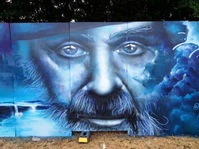Ketones6000, Upfest, Bristol, July 2018