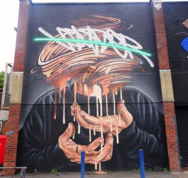 Voyder, Upfest, Bristol, July 2018