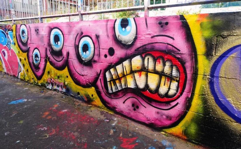 Stupid Stupid Meathole, Dean Lane, Bristol, September 2018