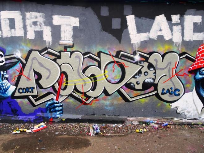 Cort, Dean Lane, Bristol, September 2018