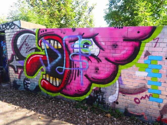 Stupis Stupid Meathole, Fairlawn Road, Bristol, September 2018
