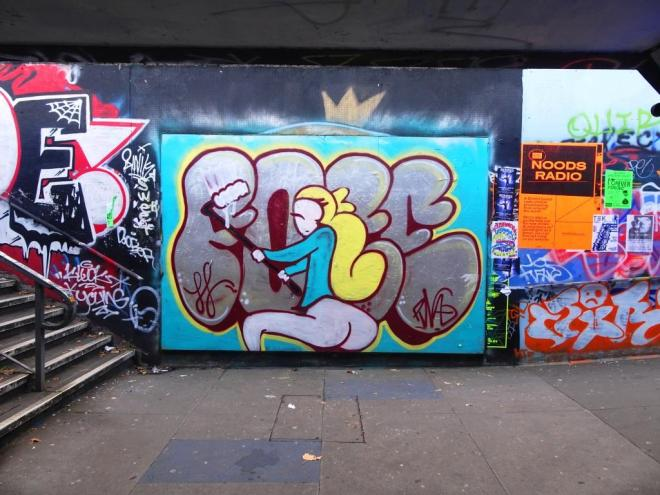 Face 1st, The Bearpit, Bristol, October 2018