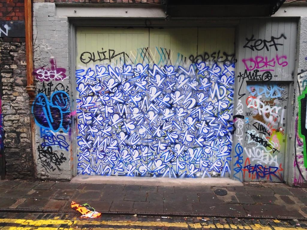 Rezwonk, Moon Street, Bristol, October 2018