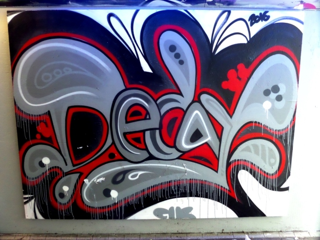 Decay, The Bearpit, Bristol, April 2016