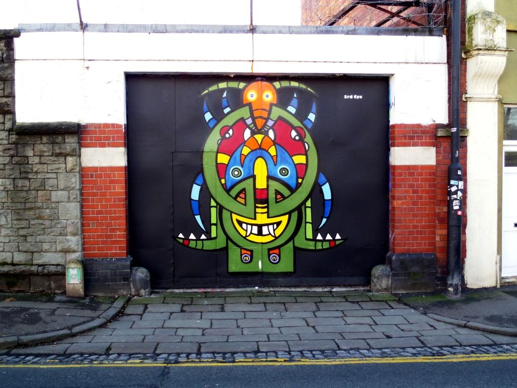 3rdeye, North Street, Bristol, January 2016