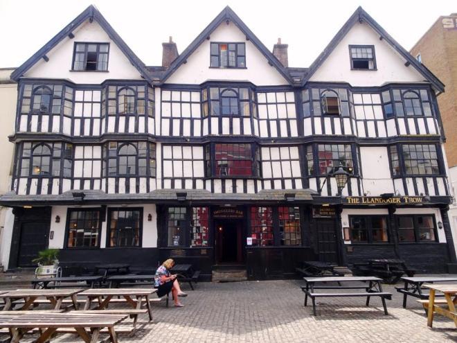Llandoger Trow, King Street, Bristol