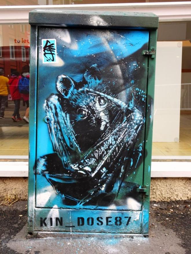 Kin Dose, Upfest, Bristol, July 2018