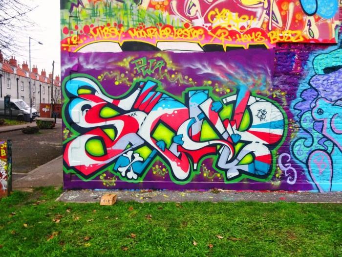 Soap, Star and Garter, Bristol, November 2018