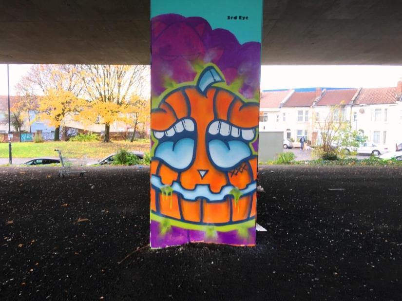Soap, M32 Spot, Bristol, November 2018