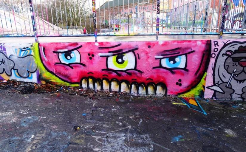 Stupid Stupid Meathole, Dean Lane, Bristol, November 2018
