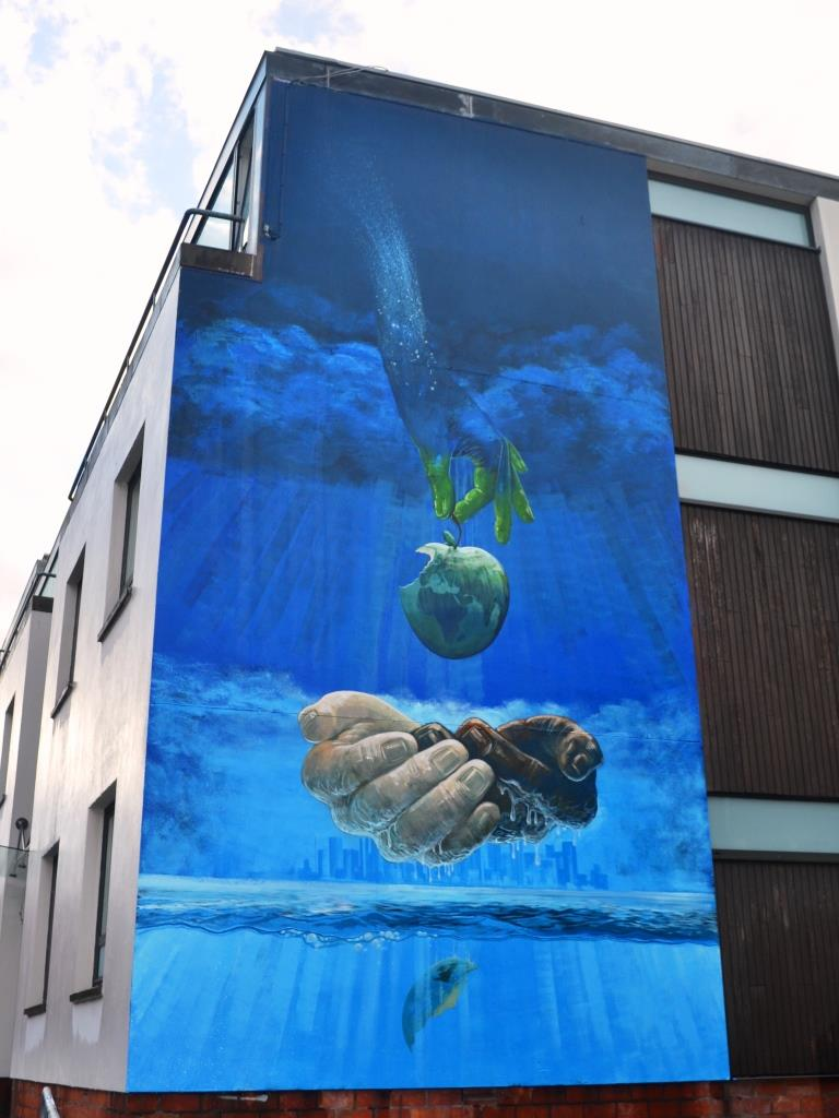 Andrew Burns Colwill, Upfest, Bristol, July 2018